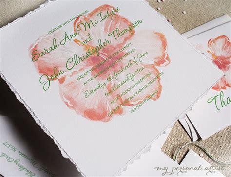 unique orange wedding invitations orange destination wedding invitations custom save the
