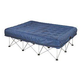 bmk bed queen air bed kit  rental dept