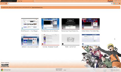 google themes name google chrome theme naruto shippuden randomness thing