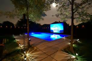 days to save on backyard theater projectors
