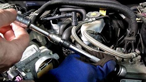p chevrolet impala air injection check valve youtube