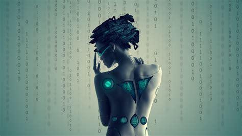 wallpaper android girl robot girl cyborg woman wallpaper dreamlovewallpapers