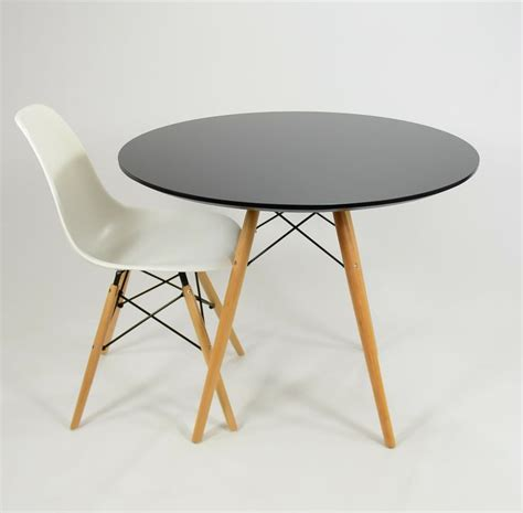 Eames Bistro Table Reproduction Eames Chairs From Lakeland Furniture Tidylife