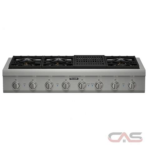 thermador cooktop prices thermador professional series pcg486nl cooktop canada