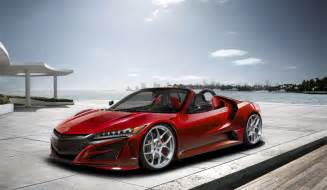 2016 acura nsx render compilation part 2 acura connected