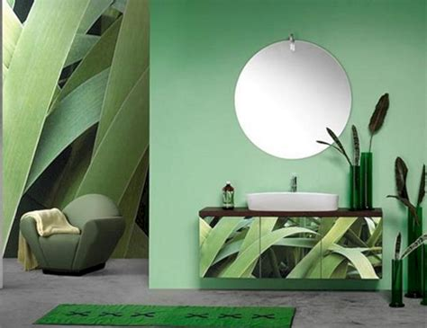 green interior design for your home green bathroom color schemes green bathroom color schemes