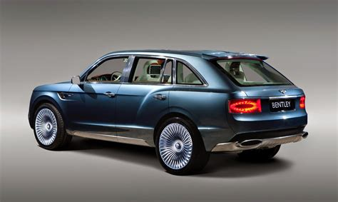 the bentley truck smaller bentley suv to follow size model carscoops