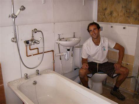 plumbing week basic plumbing course