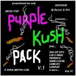Sho Kuda Mane And various artists doctor a muzik s purple kush pack ep hosted by doctor a muzik mixtape