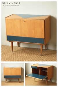 meuble bas vintage scandinave des 233 es 50 meubles et