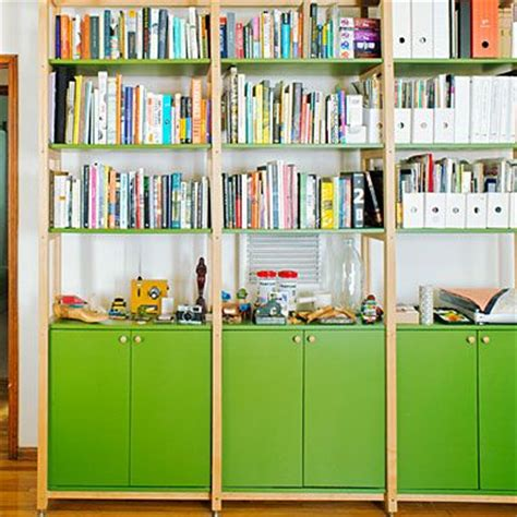 ivar hack versatile ideas for a small live work space cabinets