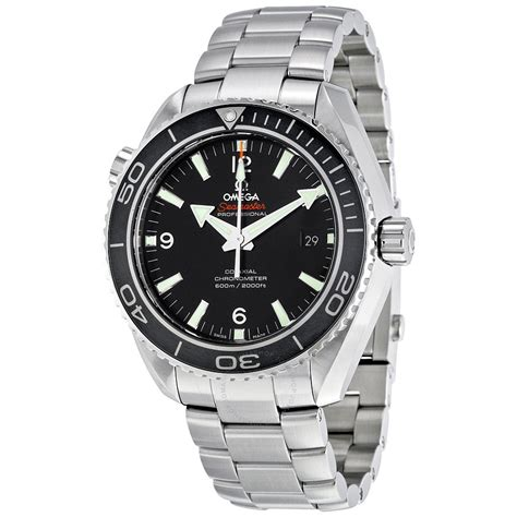 omega seamaster planet 600 m co axial automatic