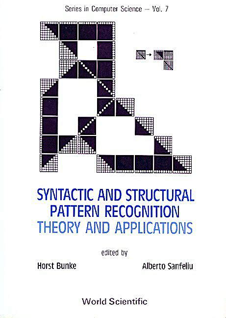 pattern recognition definition in computer science world scientific series in computer science syntactic and
