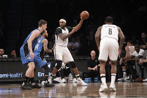 brooklyn nets bench brooklyn nets bench helps lead team to victory over magic