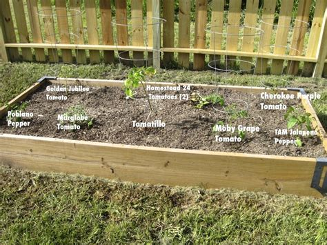 Raised Beds For Vegetable Garden 22 Raised Bed Vegetable Garden Layout Decor23