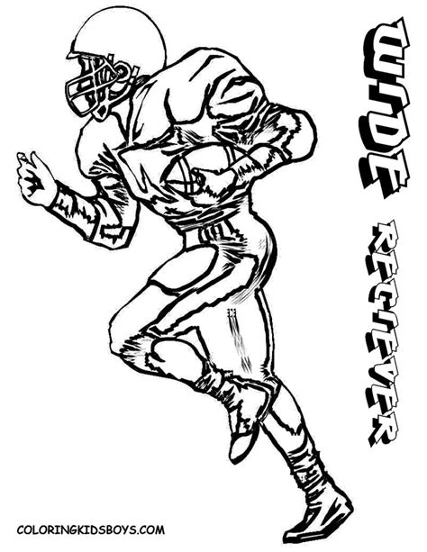 printable coloring page football player 17 best images about detroit lions on pinterest clip art