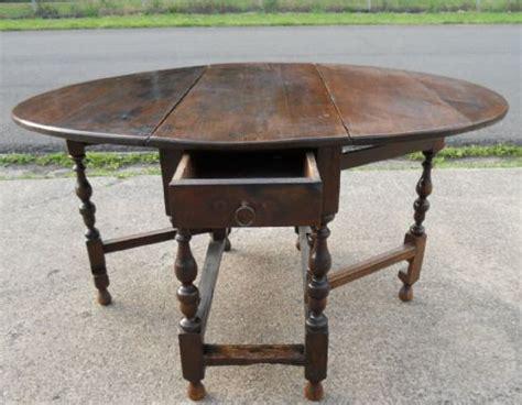 Antique Gateleg Dining Table Antique Oak Gateleg Dining Table 246276 Sellingantiques Co Uk