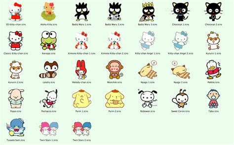 301 Moved Permanently by Sanrio Characters Coloring Pages