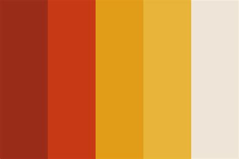 what colors ember color palette