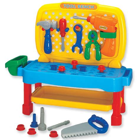 toddler tool bench toy kids tool bench ebay