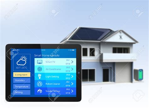 all in one touch screen computers home automation home