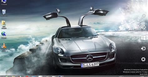 download themes windows 7 mercedes mercedes benz sls amg coupe silver theme for windows 7 and