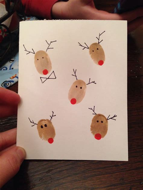 printable christmas cards pinterest make your own creative diy christmas cards this winter