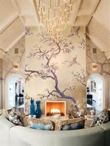 Paint A Mural On The Wall 24 Modern Interior Decorating Ideas Incorporating Tree