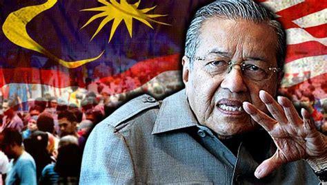 film malaysia janji adam dr m janji malaysia kembali gemilang jika pakatan ganti bn