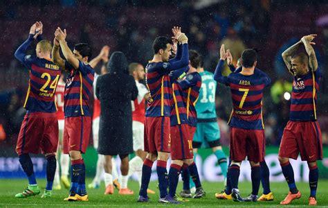 Kaos Barca Barcelona Edition 03 bar 231 a make it nine quarter finals on the bounce marca