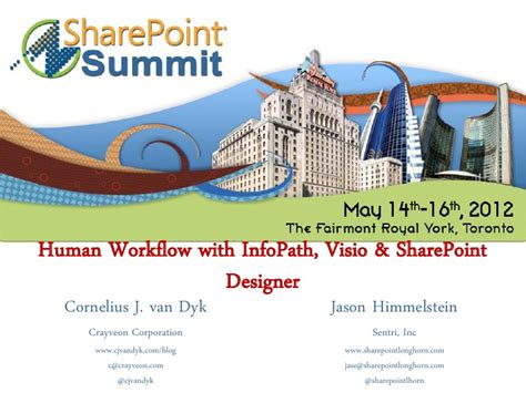 human workflow human workflow with info path visio and sharepoint designer