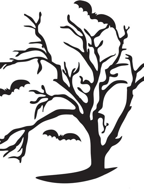 spooky tree pumpkin template 55 templates to take your pumpkin carving to a whole other