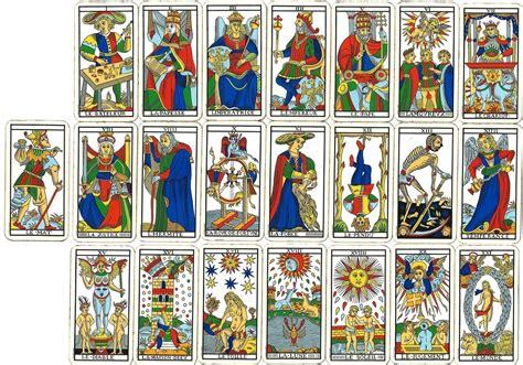 Significado De Los Arcanos Mayores Del Tarot De Marsella | significado de los arcanos mayores esoterismos com
