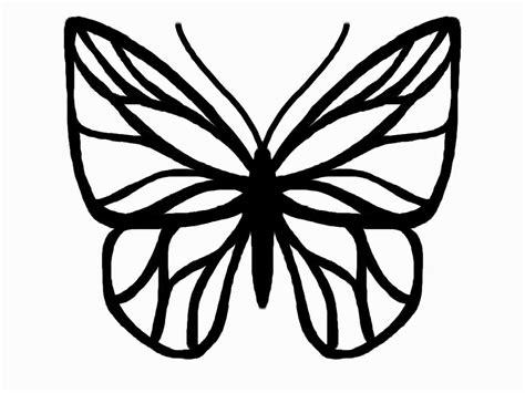 butterfly template template butterfly template