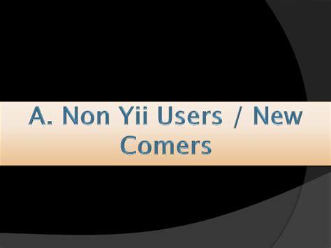 yii2 yii as web client consume restful web service hafid mukhlasin yii2 presentasi yii2 di panadaconf 1 november 2014