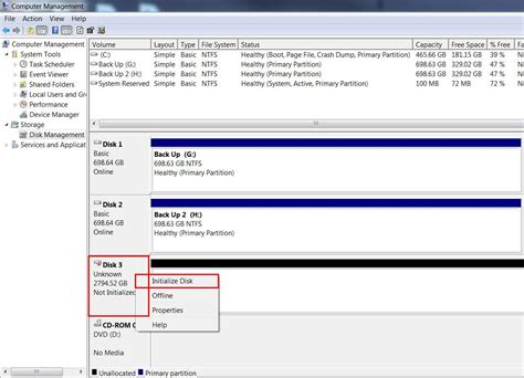 format 3tb hard drive gpt geovision how do i format a new hard drive bigger than 3tb