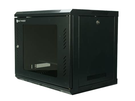 24 deep wall cabinet networx 9u wall mount cabinet 201 series 24 inches deep