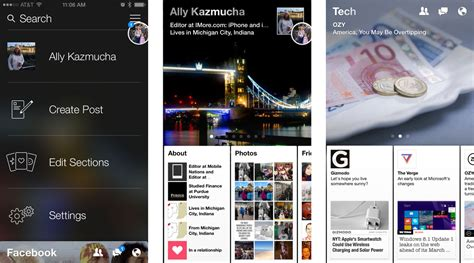 facebook themes facebook style gallery app facebook paper breathes dynamic new life into your