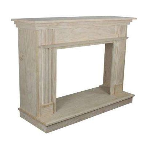 fireplace mantels fireplaces the home depot