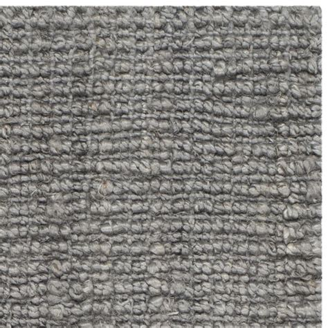 light grey jute rug safavieh casual fiber woven light grey chunky