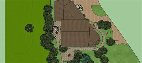 landscape layout sketchup landscape design guru sketchup for landscape design