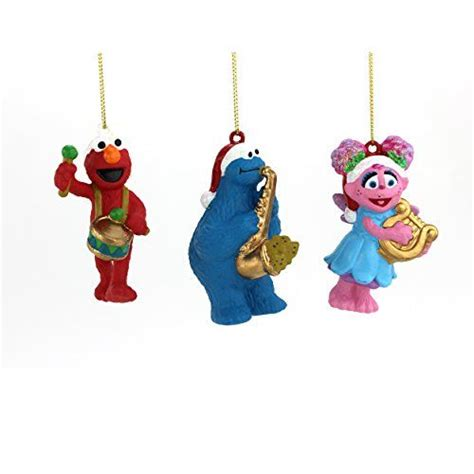 kurt adler christmas sesame yard characters 91 best elmo ornaments images on sesame streets decorations and ornament