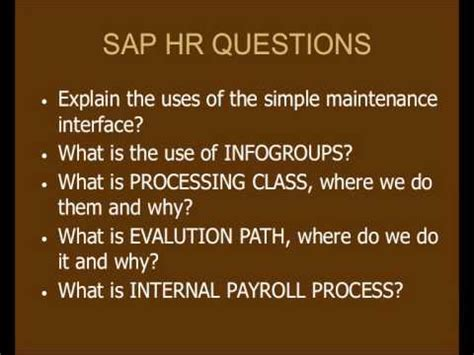 sap hr tutorial for beginners sap hr module hcm introduction tutorial for beginners
