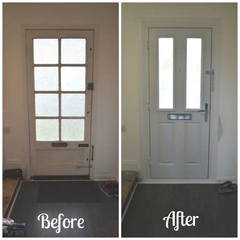 Yale Front Doors Yale Front Doors Our New Yale Front Door Tidylife Our Yale Composite Door One Year On