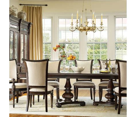 hooker dining room sets hooker furniture estate 9 piece dining set dining room