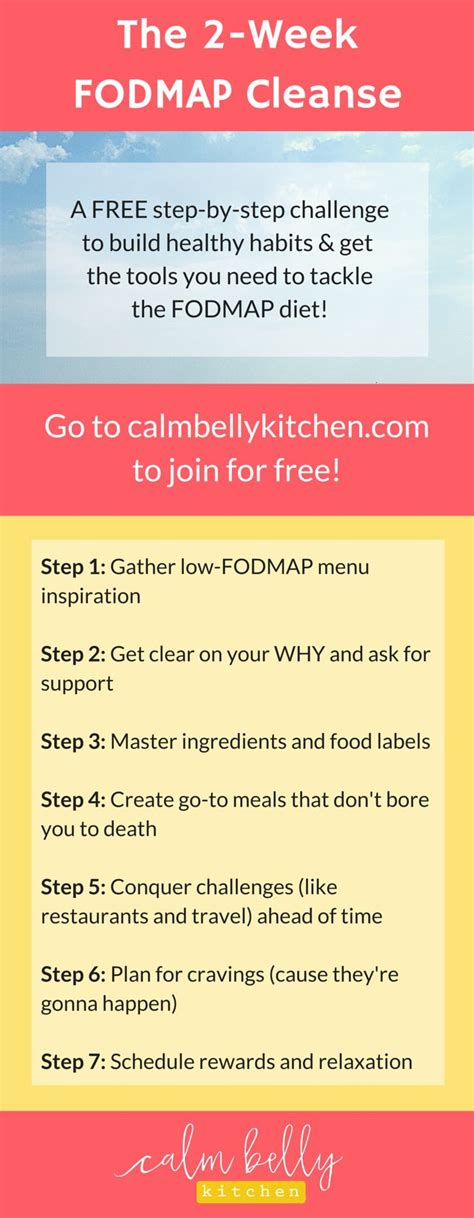 Ibs Detox Diet by The 2 Week Fodmap Cleanse Is A Free Email Challenge
