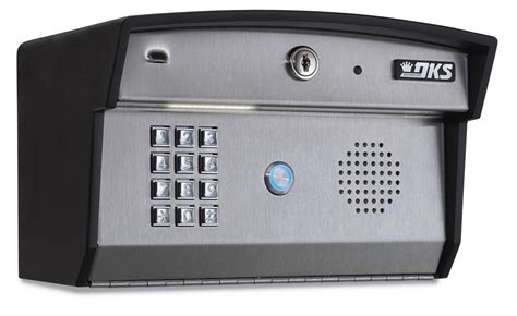 door king 1812 plus telephone intercom systems