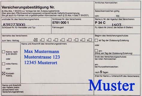 Tageskennzeichen Schweiz by Merkblatt Kurzzeitkennzeichen Merkblatt