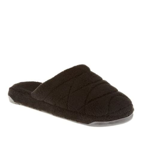 footsmart slippers soft fit nimbus clog slippers footsmart happy