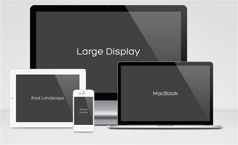 Responsive Design Mock up Pack   Freebies   Fribly